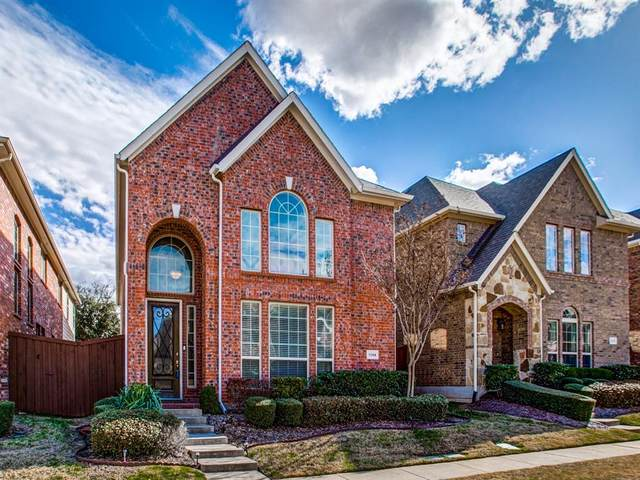 3508 Porter Creek Drive, Plano, TX 75025 (MLS #14290393) :: HergGroup Dallas-Fort Worth