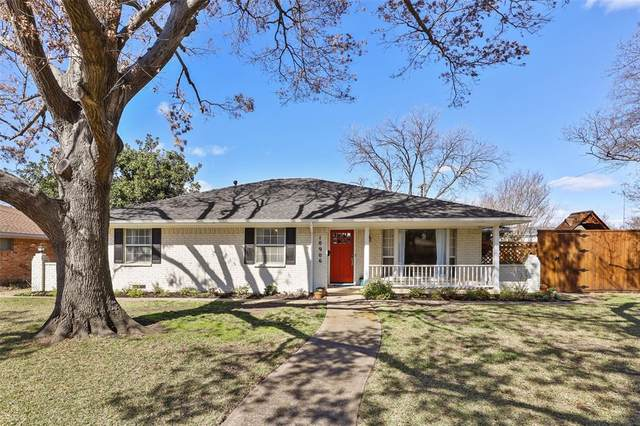 10906 Ferndale Road, Dallas, TX 75238 (MLS #14290398) :: The Mauelshagen Group