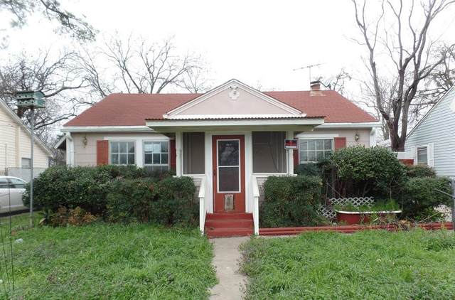 3108 Chilton Street, Fort Worth, TX 76112 (MLS #14290406) :: The Heyl Group at Keller Williams