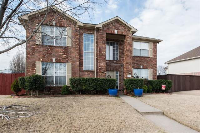 1213 Meadowgate Drive, Allen, TX 75002 (MLS #14290416) :: Robbins Real Estate Group