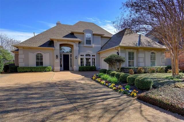 1407 Kensington Court, Southlake, TX 76092 (MLS #14290428) :: The Heyl Group at Keller Williams