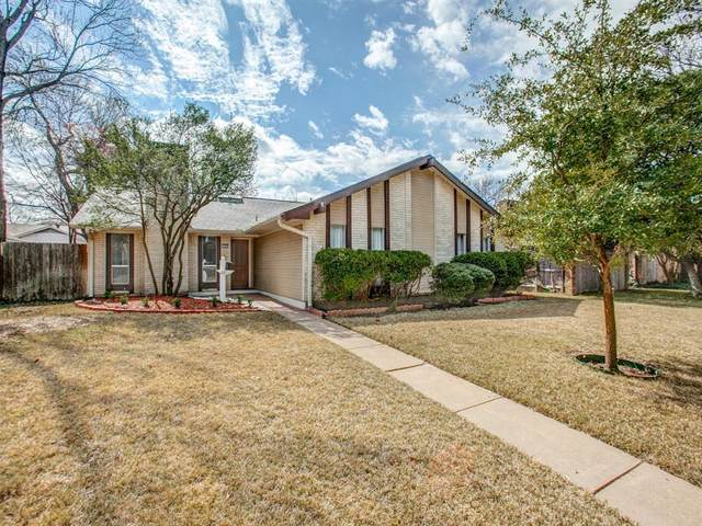 2305 Lawnmeadow Drive, Richardson, TX 75080 (MLS #14290441) :: Robbins Real Estate Group