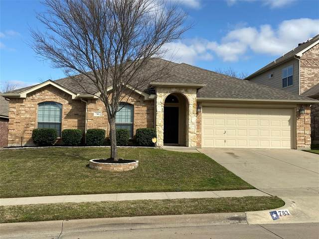 783 Peach Lane, Burleson, TX 76028 (MLS #14290442) :: The Heyl Group at Keller Williams