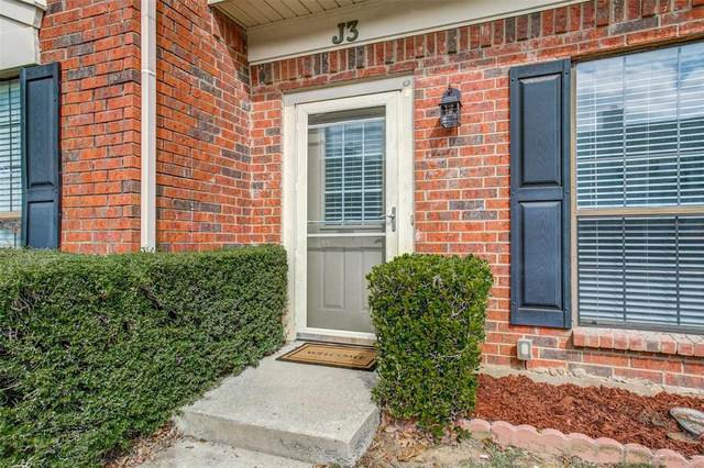 216 Samuel Boulevard J-3, Coppell, TX 75019 (MLS #14290451) :: Century 21 Judge Fite Company