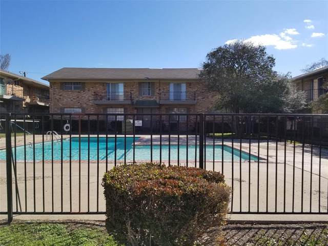 3606 Parkridge Drive #212, Dallas, TX 75234 (MLS #14290458) :: The Welch Team