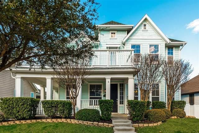 1505 Cotton Gin Drive, Savannah, TX 76227 (MLS #14290497) :: The Mauelshagen Group