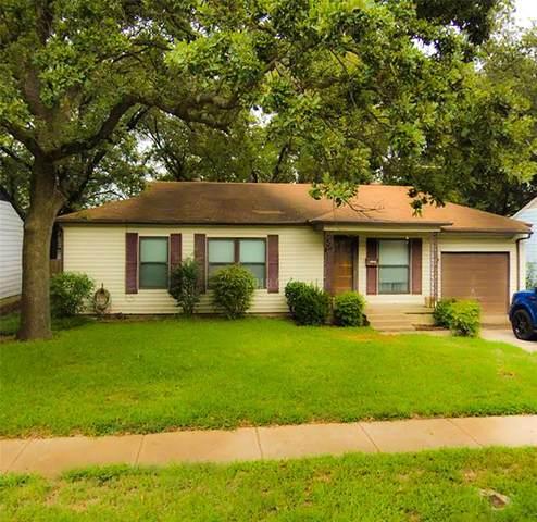 215 Wanda Drive, Irving, TX 75060 (MLS #14290513) :: RE/MAX Pinnacle Group REALTORS