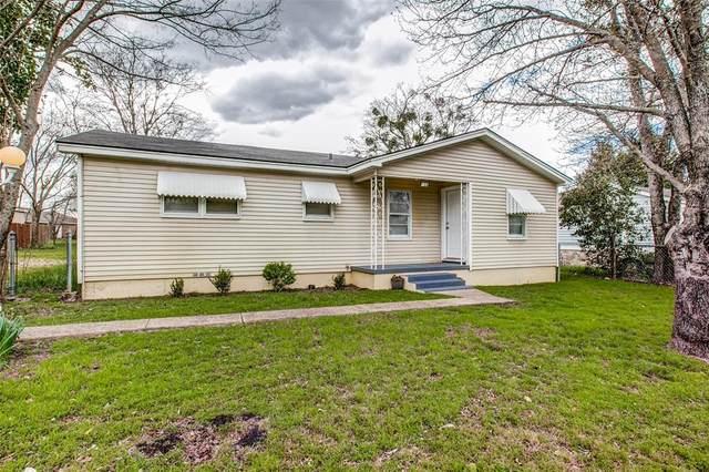 108 Bauder Street, Waxahachie, TX 75165 (MLS #14290519) :: Century 21 Judge Fite Company