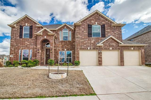 2438 Old Stables Drive, Celina, TX 75009 (MLS #14290554) :: Tenesha Lusk Realty Group