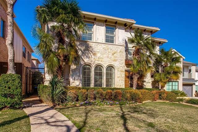5519 Matalee Avenue, Dallas, TX 75206 (MLS #14290574) :: Robbins Real Estate Group