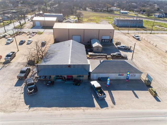 960 N Graham Street, Stephenville, TX 76401 (MLS #14290579) :: Team Hodnett