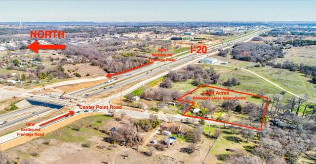 505 Center Point Road, Weatherford, TX 76087 (MLS #14290589) :: The Mauelshagen Group