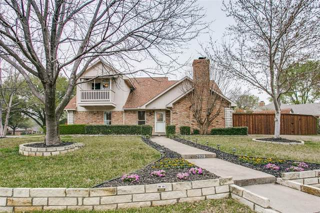 2939 S Creekwood Drive, Grapevine, TX 76051 (MLS #14290662) :: The Tierny Jordan Network