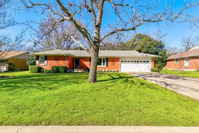 4020 Piedmont Road, Fort Worth, TX 76116 (MLS #14290686) :: RE/MAX Pinnacle Group REALTORS