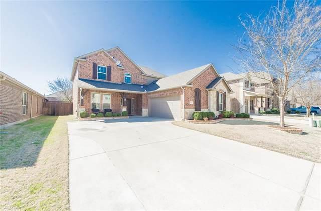 10317 Old Eagle River Lane, Mckinney, TX 75072 (MLS #14290704) :: Tenesha Lusk Realty Group