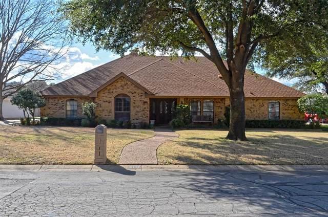 9117 Timber Oaks Drive, Fort Worth, TX 76179 (MLS #14290711) :: RE/MAX Pinnacle Group REALTORS