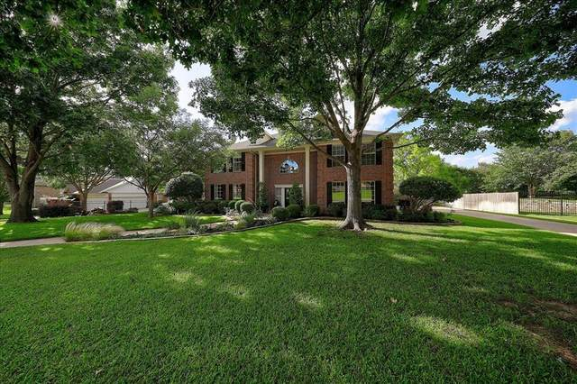 205 E Chapel Downs Drive, Southlake, TX 76092 (MLS #14290712) :: Justin Bassett Realty