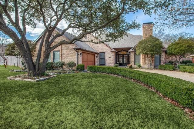 7020 Brookvale Road, Fort Worth, TX 76132 (MLS #14290744) :: EXIT Realty Elite