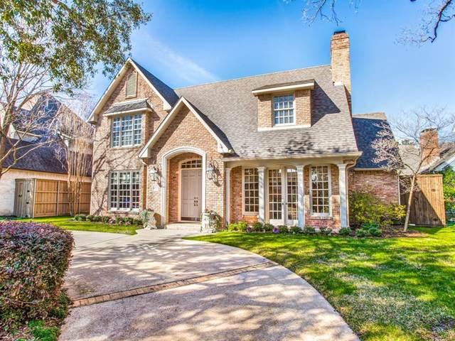 6333 Mimosa Lane, Dallas, TX 75230 (MLS #14290753) :: Robbins Real Estate Group