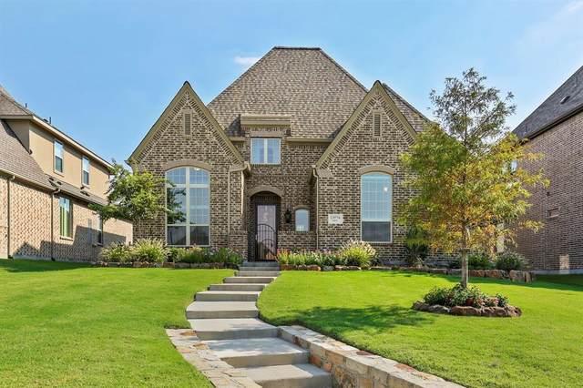 13576 Lamotte Court, Frisco, TX 75035 (MLS #14290759) :: The Kimberly Davis Group