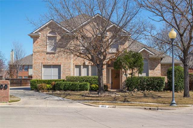 2812 Wildcreek Court, Keller, TX 76248 (MLS #14290760) :: RE/MAX Pinnacle Group REALTORS