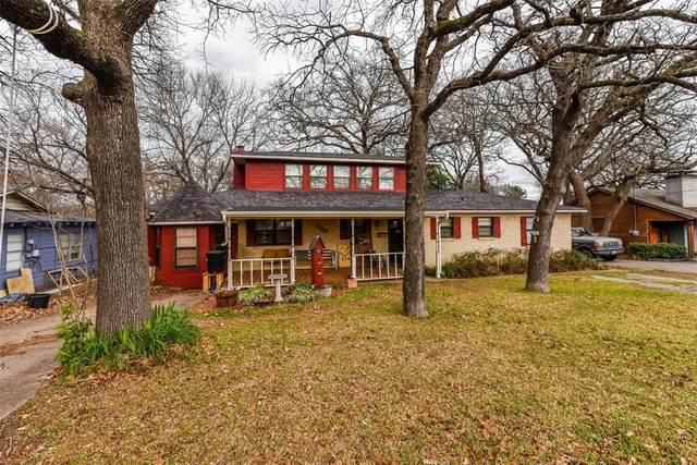 1200 Woodlawn Boulevard, Denison, TX 75020 (MLS #14290770) :: The Mauelshagen Group