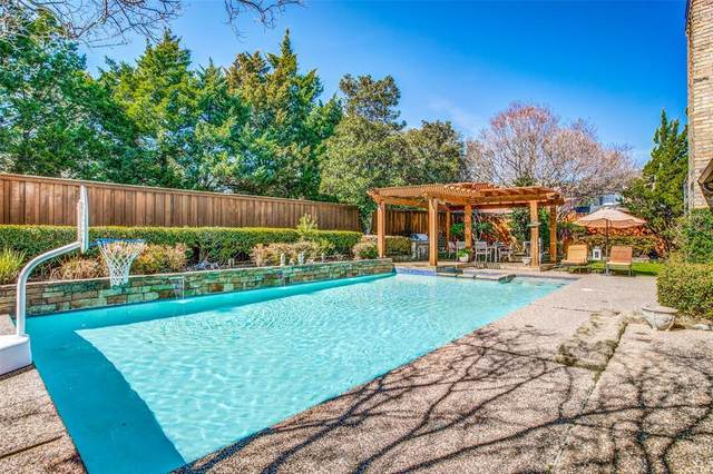 11723 Pine Forest Drive, Dallas, TX 75230 (MLS #14290775) :: Robbins Real Estate Group