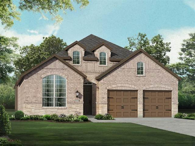 2509 Brandywine Drive, Melissa, TX 75454 (MLS #14290796) :: All Cities Realty