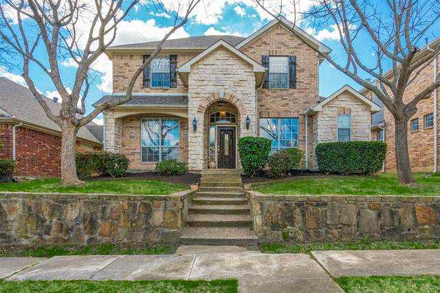 1651 Garrison Drive, Frisco, TX 75033 (MLS #14290841) :: The Heyl Group at Keller Williams