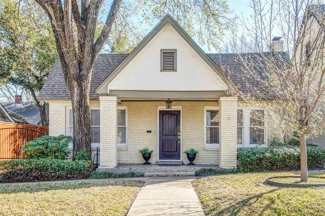 3917 W 7th Street, Fort Worth, TX 76107 (MLS #14290849) :: The Mitchell Group