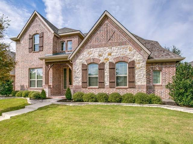 12829 Walnut Ridge Drive, Frisco, TX 75035 (MLS #14290857) :: The Heyl Group at Keller Williams