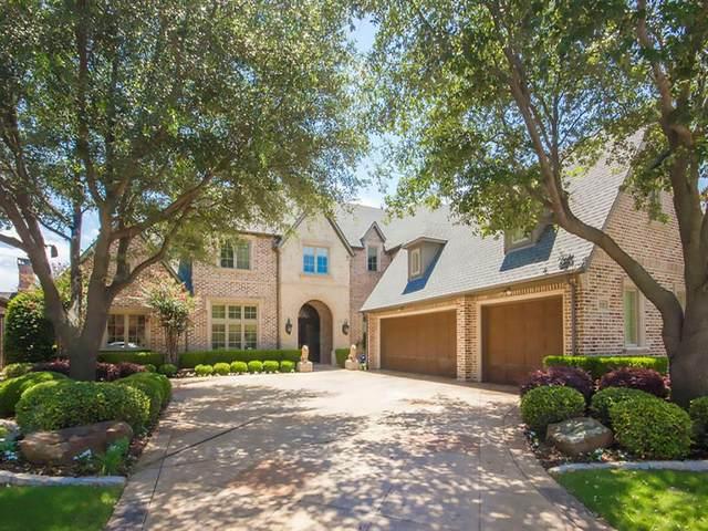 3104 Briarwood Lane, Frisco, TX 75034 (MLS #14290882) :: The Good Home Team