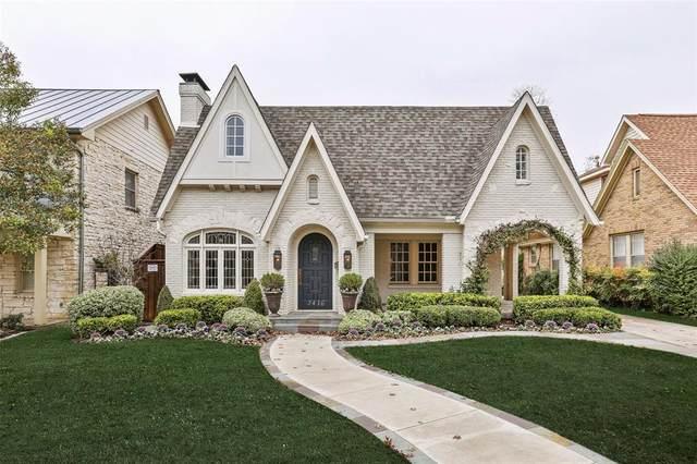 3416 Purdue Avenue, University Park, TX 75225 (MLS #14290908) :: Robbins Real Estate Group