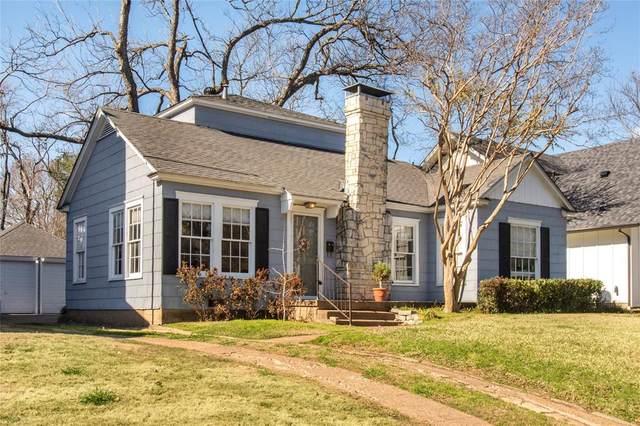 9421 Tarleton Street, Dallas, TX 75218 (MLS #14290912) :: The Mauelshagen Group