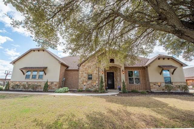 2015 W Emerald Bend Court, Granbury, TX 76049 (MLS #14290928) :: The Heyl Group at Keller Williams