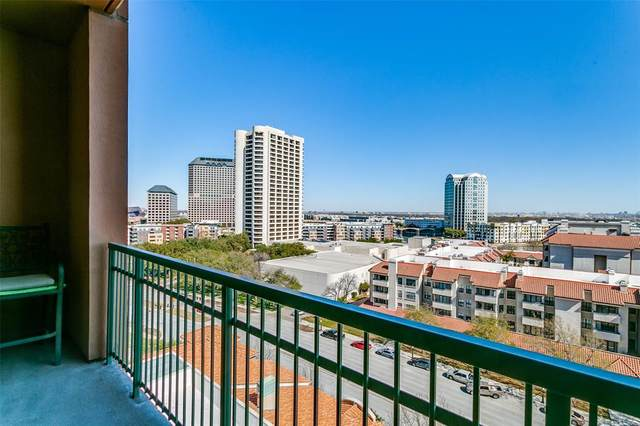 330 Las Colinas Boulevard E #1022, Irving, TX 75039 (MLS #14290944) :: Results Property Group