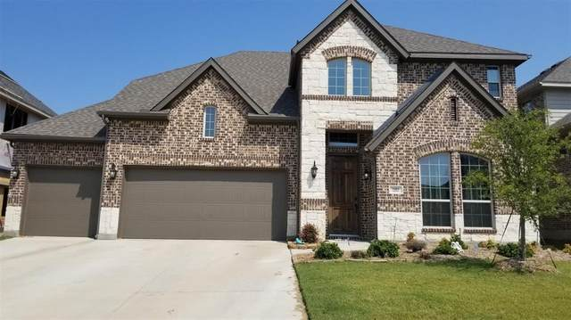 4608 Waugh Avenue, Celina, TX 76227 (MLS #14290955) :: RE/MAX Pinnacle Group REALTORS
