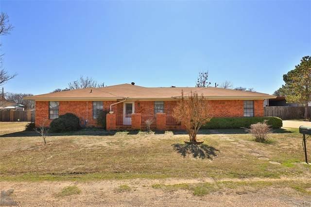 507 Pleasant Lane, Clyde, TX 79510 (MLS #14290958) :: The Tonya Harbin Team