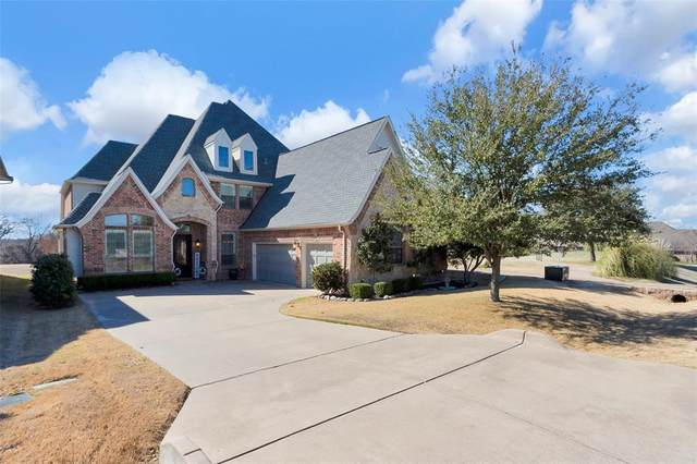 2401 Portwood Way, Fort Worth, TX 76179 (MLS #14290993) :: Real Estate By Design