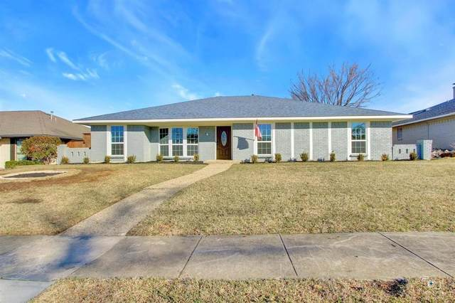 527 Goodwin Drive, Richardson, TX 75081 (MLS #14290997) :: All Cities Realty