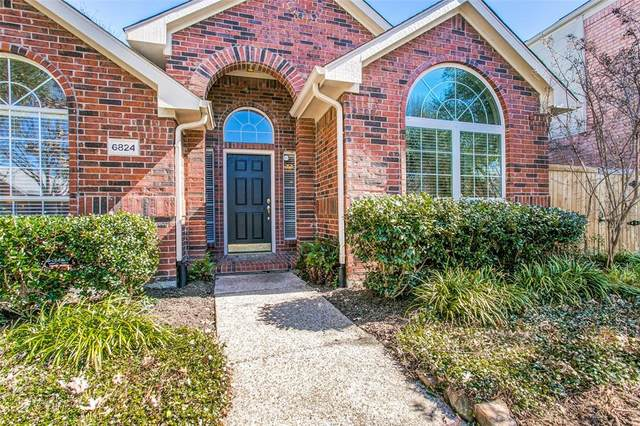 6824 Barbican Drive, Plano, TX 75023 (MLS #14291020) :: Tenesha Lusk Realty Group