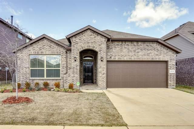 2413 Clay Creek Lane, Fort Worth, TX 76177 (MLS #14291027) :: The Heyl Group at Keller Williams