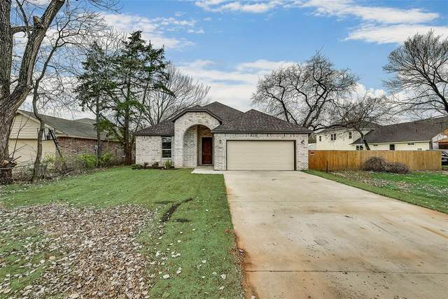 4021 S Peachtree Road, Balch Springs, TX 75180 (MLS #14291040) :: The Kimberly Davis Group