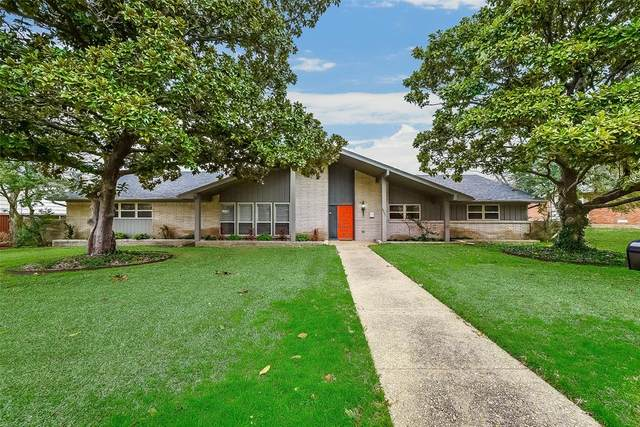 6847 Leameadow Drive, Dallas, TX 75248 (MLS #14291076) :: All Cities Realty