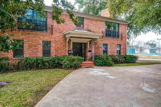 4437 University, University Park, TX 75205 (MLS #14291095) :: North Texas Team | RE/MAX Lifestyle Property