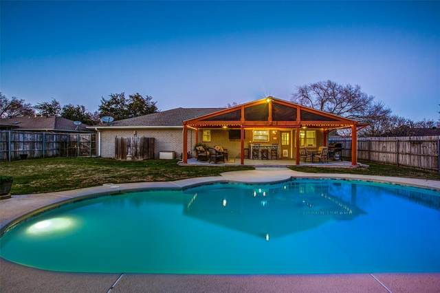 4217 Keele Drive, Garland, TX 75041 (MLS #14291102) :: RE/MAX Pinnacle Group REALTORS