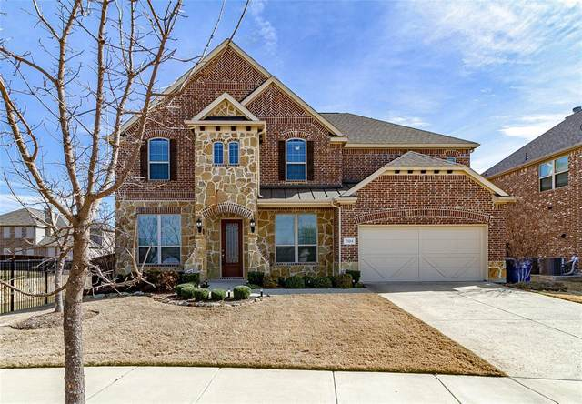 7524 Noquet Lane, Frisco, TX 75035 (MLS #14291131) :: The Heyl Group at Keller Williams