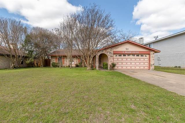 8 Merrie Circle, Richardson, TX 75081 (MLS #14291144) :: The Mauelshagen Group