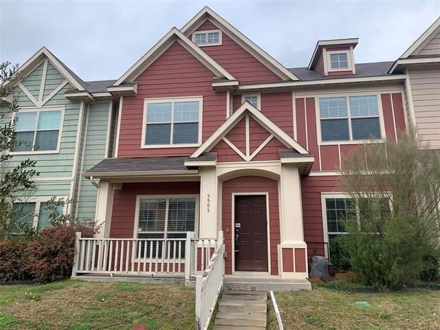 5505 Soledad Drive, Denton, TX 76208 (MLS #14291182) :: Real Estate By Design
