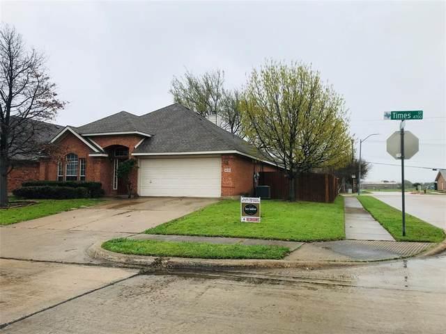 4728 Times Street, Grand Prairie, TX 75052 (MLS #14291193) :: RE/MAX Landmark